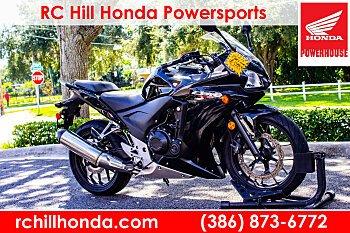 2015 honda CBR500R for sale 200625606