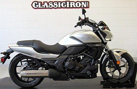 2015 honda CTX700N for sale 200623007