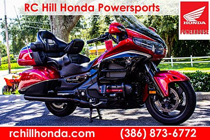 2015 honda Gold Wing for sale 200623543
