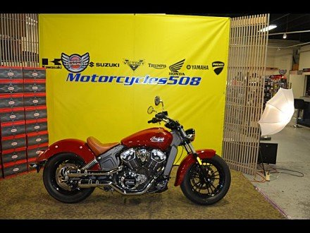 2015 indian Scout for sale 200626240