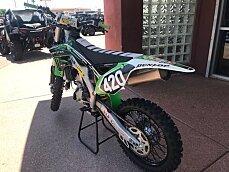 2015 kawasaki KX250F for sale 200621038
