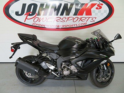 2015 kawasaki Ninja ZX-6R for sale 200620506
