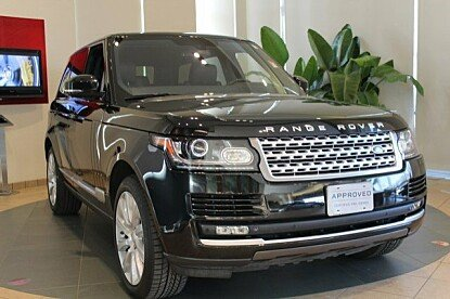 2015 land-rover Range Rover Supercharged for sale 100966569