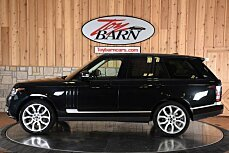 2015 land-rover Range Rover Supercharged for sale 100999516