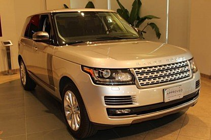 2015 land-rover Range Rover HSE for sale 101002132