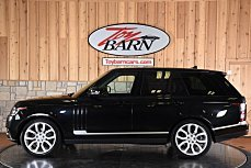 2015 land-rover Range Rover Supercharged for sale 101008315