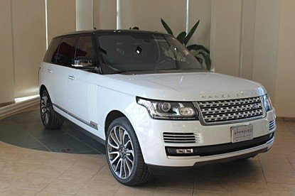 2015 land-rover Range Rover Long Wheelbase Autobiography for sale 101023518