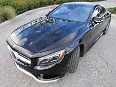 2015 mercedes-benz S550 4MATIC Coupe for sale 100988140