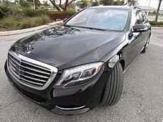 2015 mercedes-benz S550 Sedan for sale 100995825