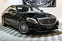 2015 mercedes-benz S550 4MATIC Sedan for sale 101023708