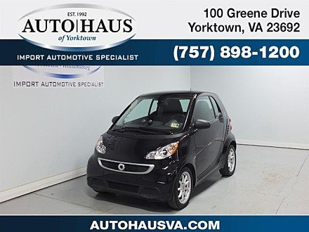 2015 smart fortwo electric drive Coupe for sale 100942949