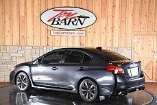 2015 subaru WRX Premium for sale 101036649