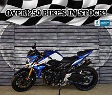 2015 suzuki GSX-S750 for sale 200573743