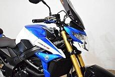 2015 suzuki GSX-S750 for sale 200625617