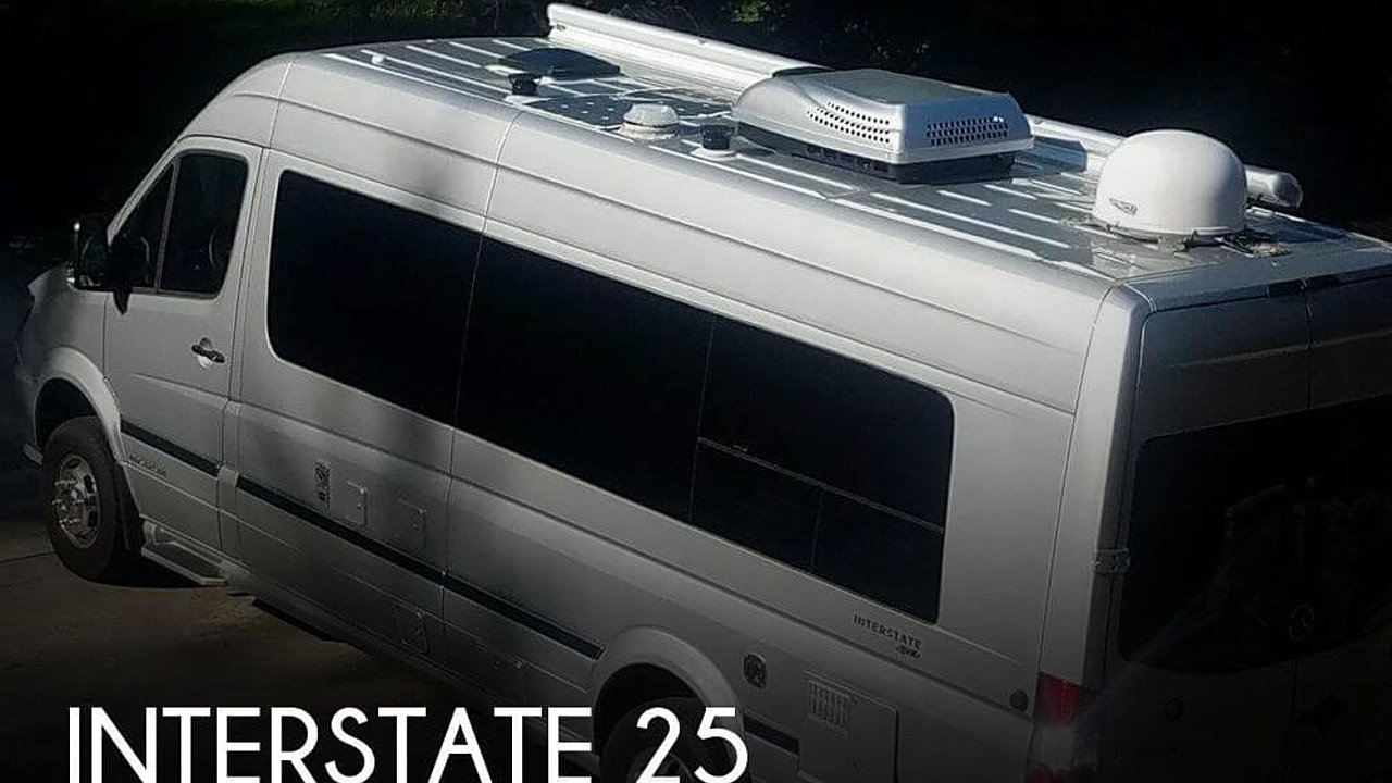 2016 Airstream Interstate for sale 300170901