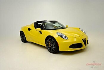 2016 Alfa Romeo 4C for sale 100924425