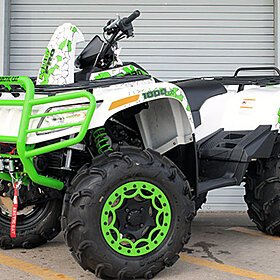 2016 Arctic Cat MudPro 1000 for sale 200421681