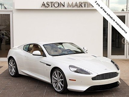 2016 Aston Martin DB9 Coupe for sale 100732146