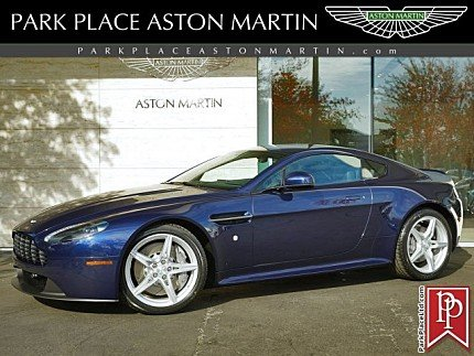 2016 Aston Martin V8 Vantage GT Coupe for sale 100732511