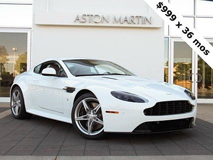 2016 Aston Martin V8 Vantage S Coupe for sale 100772870
