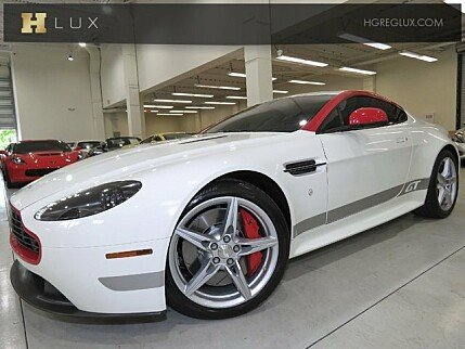 2016 Aston Martin V8 Vantage GT Coupe for sale 100892226
