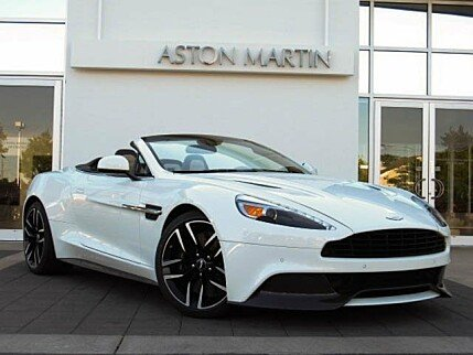 2016 Aston Martin Vanquish Volante for sale 100771399