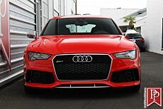 2016 Audi RS7 Prestige for sale 100970562