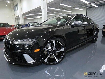 2016 Audi RS7 Prestige for sale 101007550