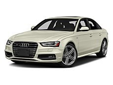 2016 Audi S4 Premium Plus for sale 100896128