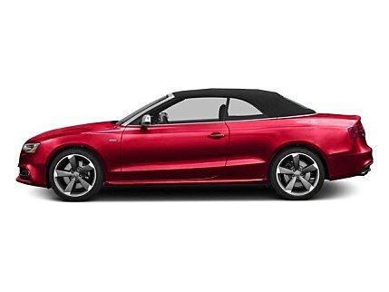 2016 Audi S5 3.0T Premium Plus Cabriolet for sale 100865012