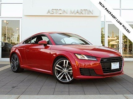 2016 Audi TT 2.0T Coupe for sale 100881056