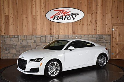 2016 Audi TT 2.0T Coupe for sale 100881084