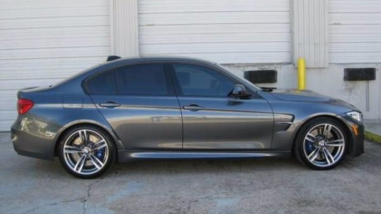 2016 BMW M3 for sale near Cadillac, Michigan 49601 ...