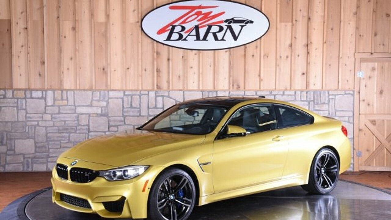 2016 BMW M4 Coupe for sale 100924504