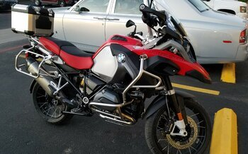 2016 BMW R1200GS Adventure ABS for sale 200649324