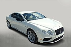 2016 Bentley Continental GT V8 S Coupe for sale 100735291
