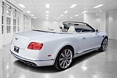 2016 Bentley Continental GT V8 Convertible for sale 100735298