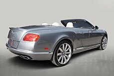 2016 Bentley Continental GT V8 Convertible for sale 100735303