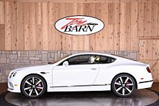 2016 Bentley Continental GT Speed Coupe for sale 100811803
