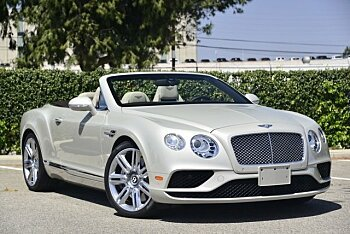 2016 Bentley Continental GT Convertible for sale 100977825