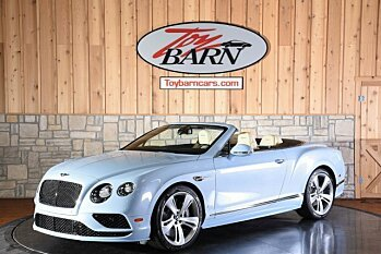 2016 Bentley Continental GTC Speed Convertible for sale 100989311