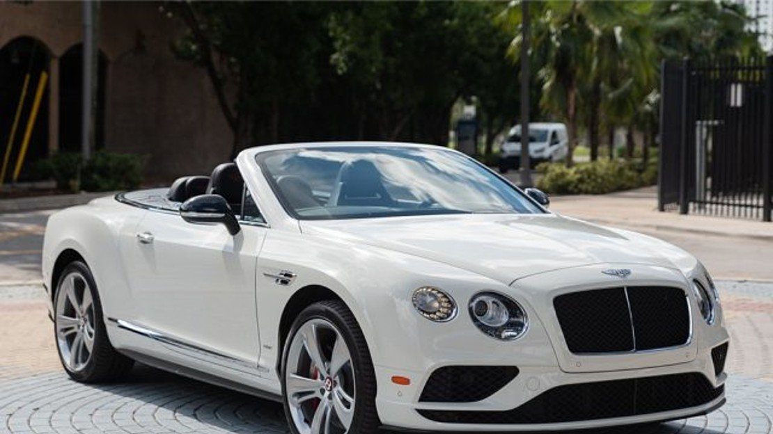 2016 Bentley Continental GT V8 S Convertible for sale 101022967