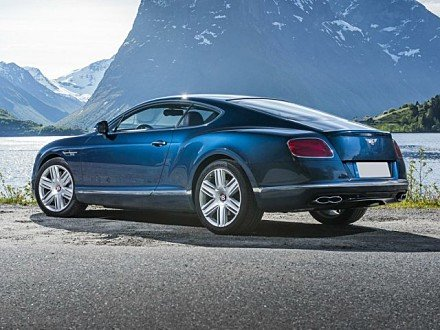 2016 Bentley Continental GT V8 Coupe for sale 100889262