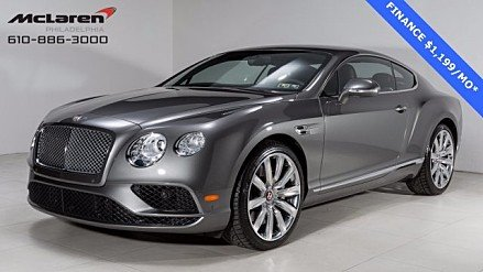 2016 Bentley Continental GT V8 Coupe for sale 100925190
