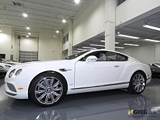 2016 Bentley Continental GT Coupe for sale 101051841