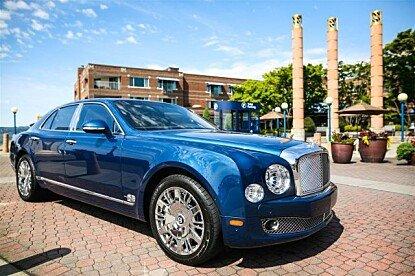 2016 Bentley Mulsanne for sale 100261533