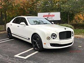 2016 Bentley Mulsanne Speed for sale 101052377