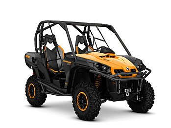 2016 Can-Am Commander 1000 for sale 200438181