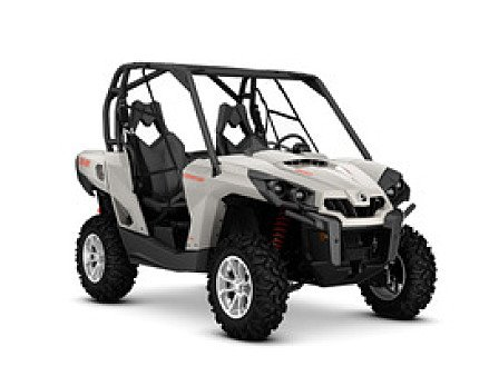 2016 Can-Am Commander 800R for sale 200350806