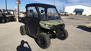 2016 Can-Am Defender HD8 for sale 200350179